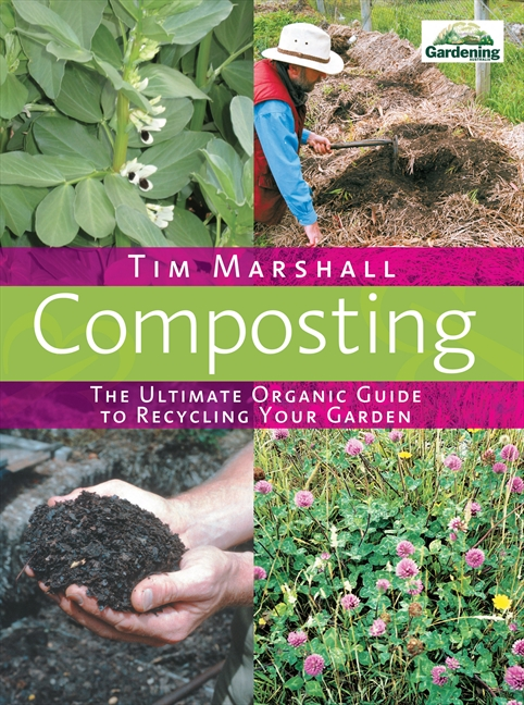 Front Cover of Composting - the ultimate guide to recycling your garden