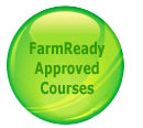 The link to FarmReady will take you to their website where  you can find the steps for approval and the application forms, to  access the FarmReady funding